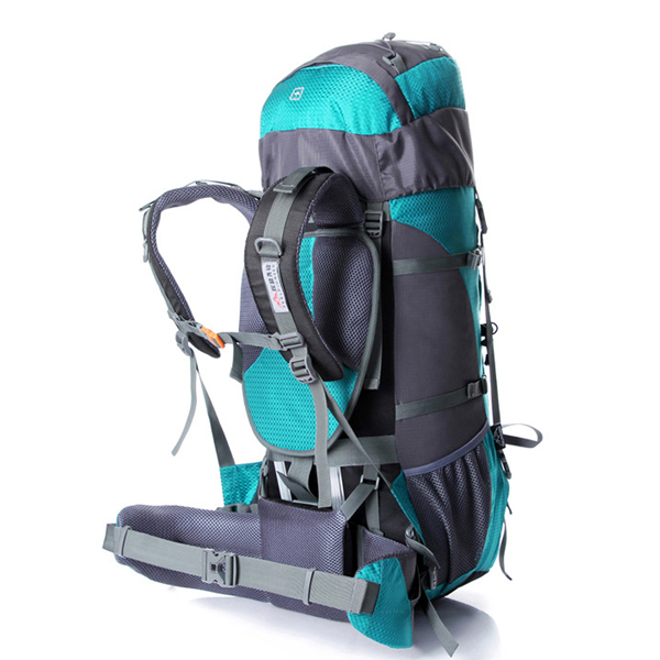 Outdoor Specialty climbing bag Shoulders man Travel bags 75L outdoor camping backpack
