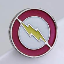 กัปตัน Marvel Pin Avengers Carol Danvers Thor's Hammer Pin (China)