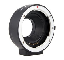 Meike Electronic Auto Focus Adapter Extension Tube for Canon EF-S lens to EOS M EF-M camera Mount