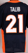 Men's 58 Von Miller 10 Emmanuel 18 Peyton 25 Chris Harris Jr 21 Aqib Talib 88 Demaryius 94 DeMarcus 100% Stitched Free Shipping(China (Mainland))