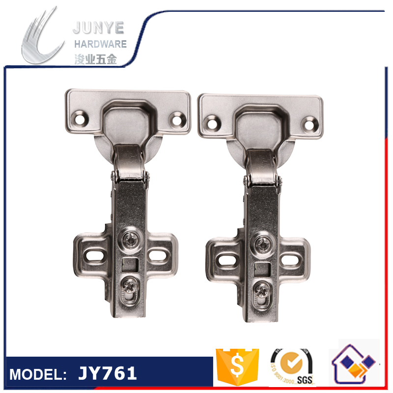 2pc Hydraulic cabinet hinge with screw Soft Close Concealed Kitchen Cabinet Furniture Cupboard Door Hinge(China (Mainland))