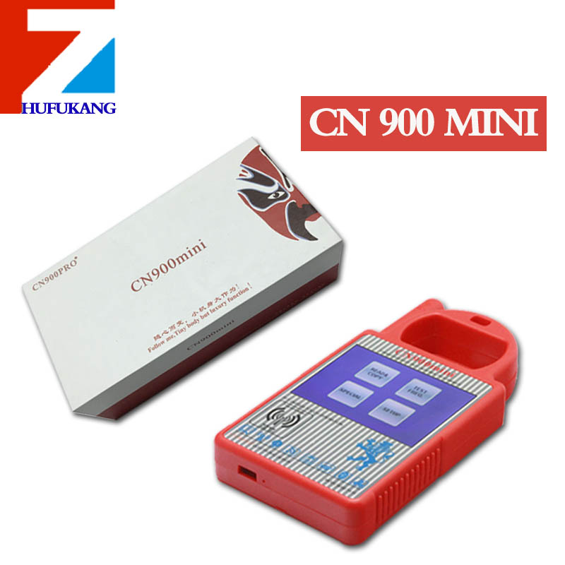 Mid-year promotion Smart mini CN900 Mini Transponder Key Programmer Mini CN900 support 46,4D, G Functions with fast shipping(China (Mainland))