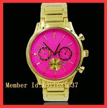 Marca de lujo de las mujeres del Reloj relojes hombres Reloj del diamante del diamante Reloj de cuarzo ocasional Reloj de Mujer M01