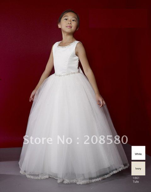 Cheap Flower Girl Dresses Floor Length - Wedding Short Dresses