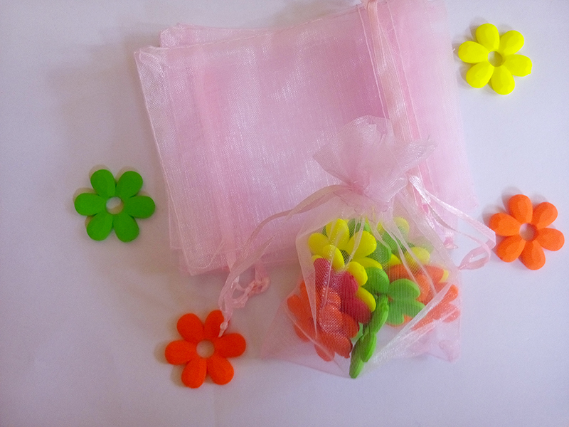 5000pcs 20*30cm pink Organza gift bag jewelry packaging display bags Drawstring pouch for bracelets/necklace/wed mini Yarn bag<br><br>Aliexpress