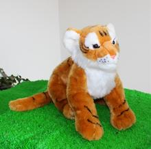 Plush Animals Kids Toys Kawaii Tiger Pillow Large Dolls Simulation Doll Gift