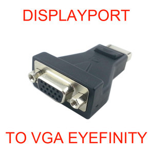 DP Displayport Display Port to VGA Adapter Eyefinity(China (Mainland))