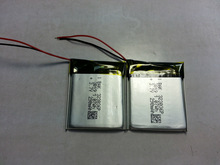 Learning machine built in lithium polymer battery 323036