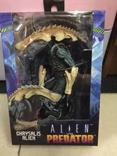NECA Aliens Filme Navalha Garra Aracnóide Crisálida PVC Action Figure Collectible Modelo Toy(China)