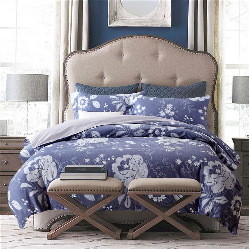 drap de lit de fleurs promotion achetez des drap de lit de fleurs promotionnels sur aliexpress. Black Bedroom Furniture Sets. Home Design Ideas