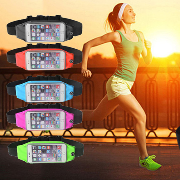 Waterproof Sport Gym Waist Bag Case Pouch For Samsung Galaxy A5 2016 A5100 A510F A510 Running Wallet Cover Mobile Phone Cases(China (Mainland))