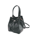 2016 Fashion New Bucket Bag Women Retro Simple Hand Bag Ladies Solid Color Drawstring High Quality