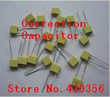 Buy 20 pcs Correction capacitor 100V 682 6.8nf for $1.50 in AliExpress store