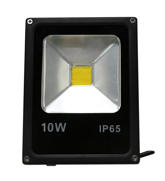 30pcs 10w spot flood light projecteur led eclairage for Borne luminaire exterieur led
