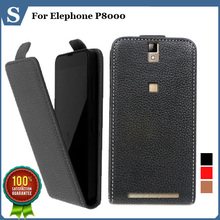 Buy Factory price, Top new style flip PU leather case open Elephone P8000, gift for $4.23 in AliExpress store