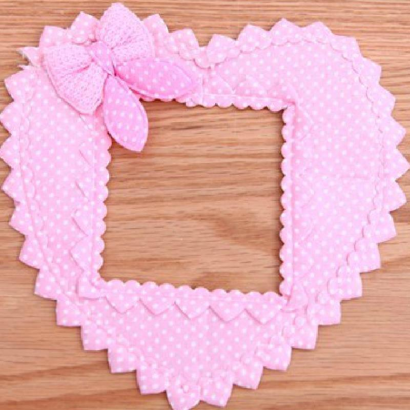 wedding decoration kitchen pink dot lace durable washable switch wall stickers cover Switch decorative stickers(China (Mainland))