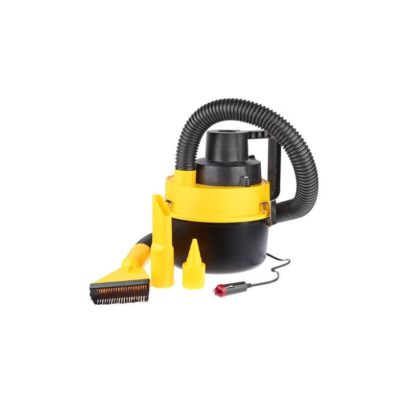 Multifunctional Portable Mini Auto Car Vacuum Cleaner Wet / Dry DC 12 Volt(China (Mainland))