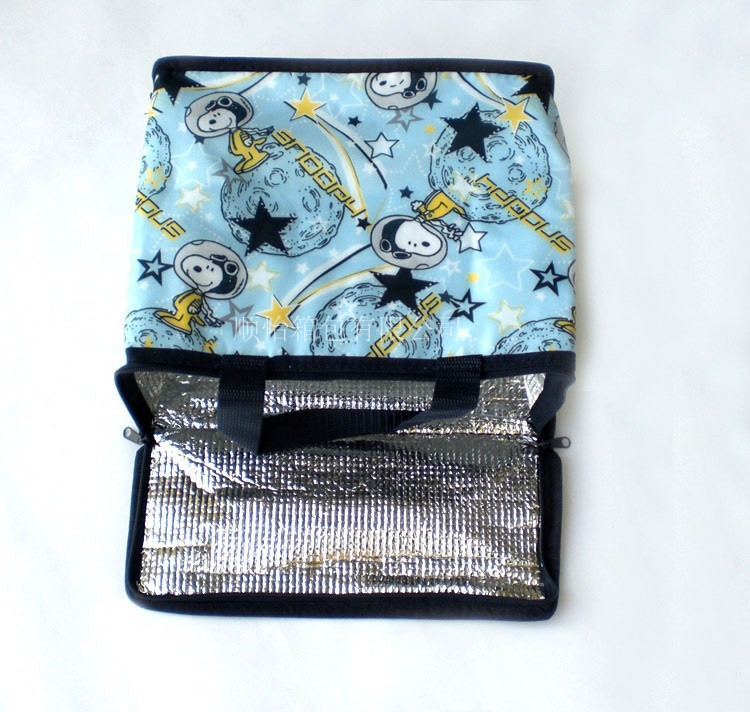 Free shipping cooler bag for outdoor ,ice bag,sales promotion lunch cooler bag picnic bag(China (Mainland))