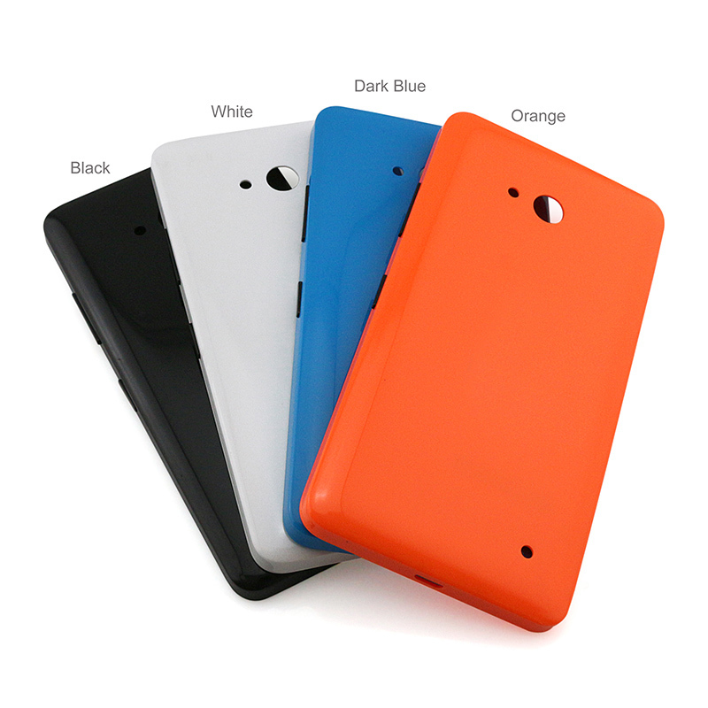 2015 Newest Mobile Phone Housing cover case for Nokia lumia 640 Battery Cover Back shell Back case Cover for Microsoft Lumia 640(China (Mainland))