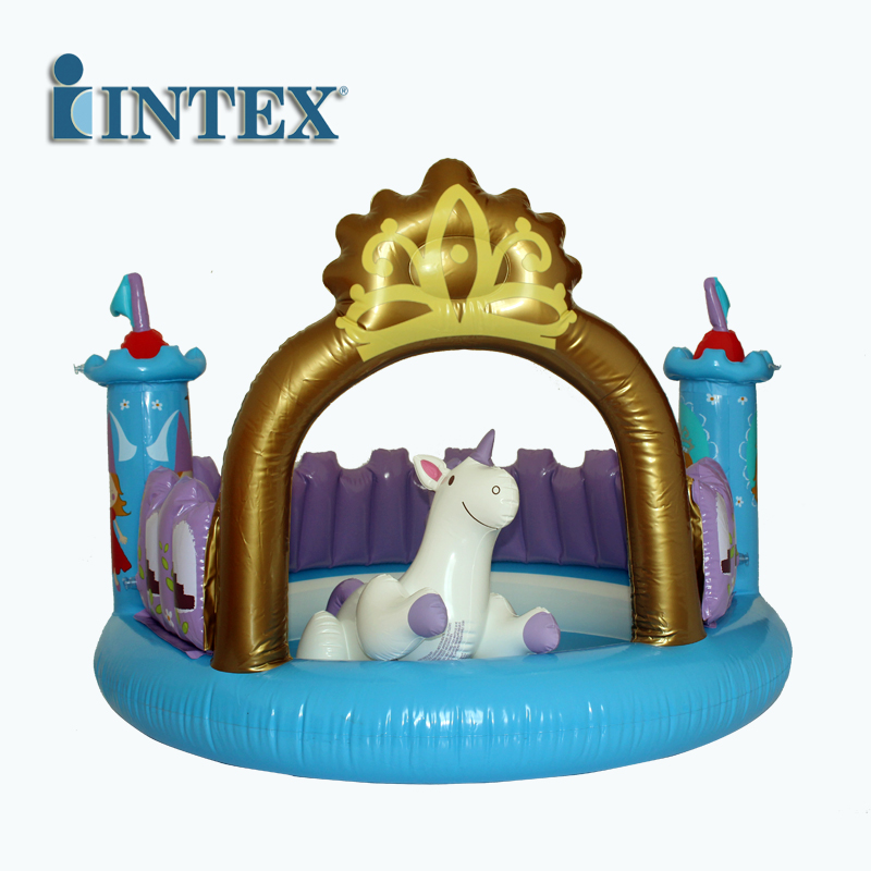 3 6 ano enfant g magic castle enfants color ballon - Mini piscine gonflable ...
