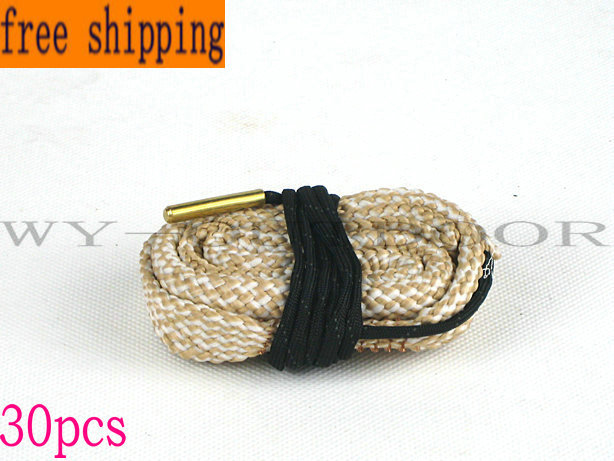 free shipping 30 pcs RIFLE BORE SNAKE .32 8mm- BRAND NEW<br><br>Aliexpress