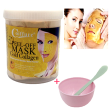 24K Gold Mask Powder Active Gold Crystal Collagen Pearl Powder Facial Masks Luxury Spa Treatment Skin Care Anti-Aging Whitening(China (Mainland))