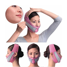 Health Care Thin Face Mask Slimming Facial Thin Masseter Double Chin Skin Care Thin Face Bandage Belt Massage & Relaxation LB
