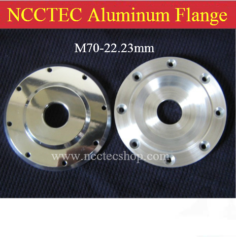 Aluminum Flange M70-22.23mm for connecting blade disc with grinding machine or cutter |Good resistance of compress Corrosion(China (Mainland))