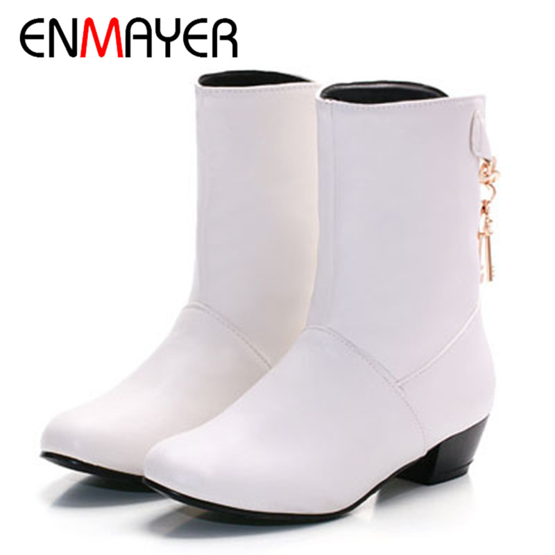 Cool For Women High Heels Platform Spring Winter Boots Shoes Casual Dress