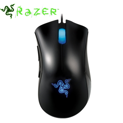 Razer Deathadder 3500DPI gaming mouse, Brand new, Fast free shipping, Without Retail packing.