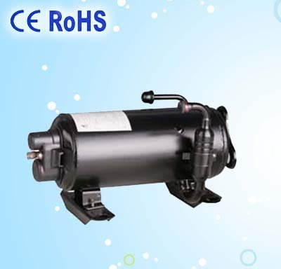 CE ROHS R407C Air conditioning system compressor for SRV camping car caravan roof top mounted travelling truck ac
