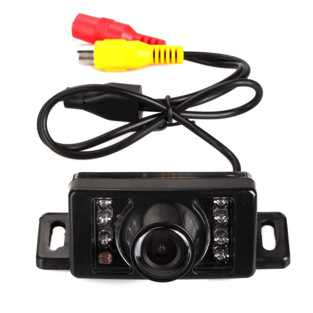 Waterproof E350 Type Color CMOS/CCD Image Car Rear View Camera Reverse Backup Day/Night Camera NTSC 628X582 Pixel(China (Mainland))