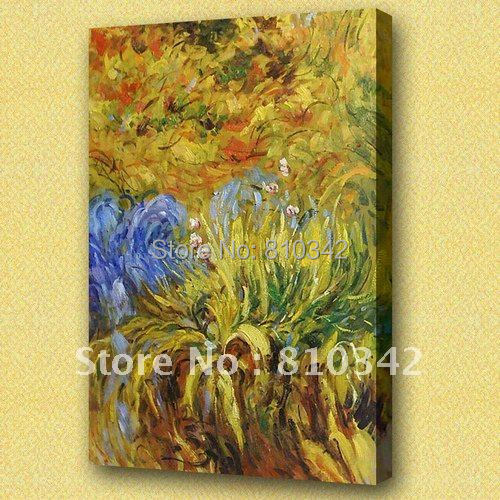Monet's paintings,reproduction,decoration,modern art,craft,famous oil painting Monet25(China (Mainland))