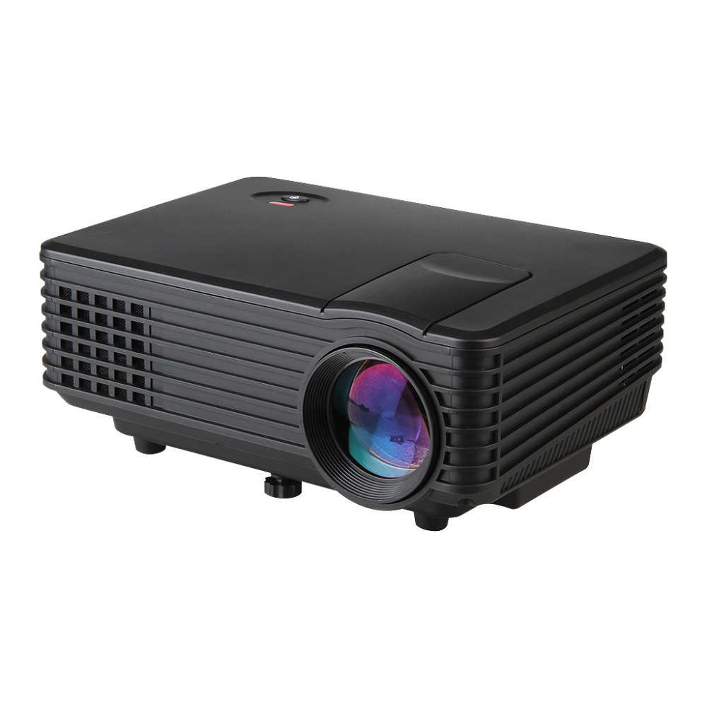 Original excelvan rd 805 mini led projector hdmi home for Small hdmi projector
