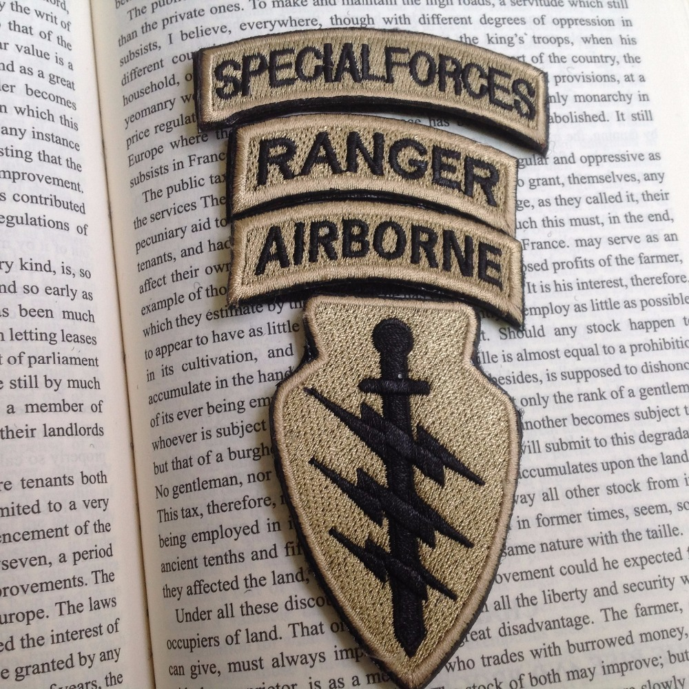 US Special Forces, Special Operations Forces and Airborne