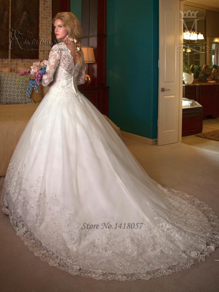 Images of Luxury Wedding Dress - Weddings Pro
