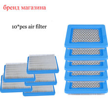 New Arrival 10 pcs Air Filter for Briggs & Stratton 491588 491588S 30-710 102-549 12941(China (Mainland))