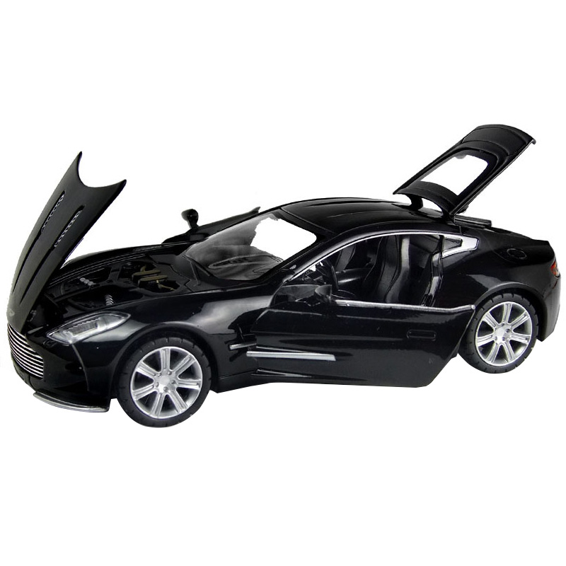 1:32 Free shipping aston martin one-77 toy cars model for children  cars miniatures<br><br>Aliexpress