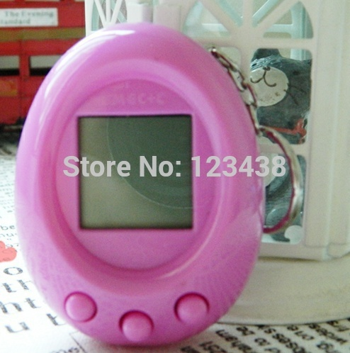 2015 New Electronic Digital Pet Epet Gift Toy Handheld Game Machine, 168 Pets in 1(China (Mainland))