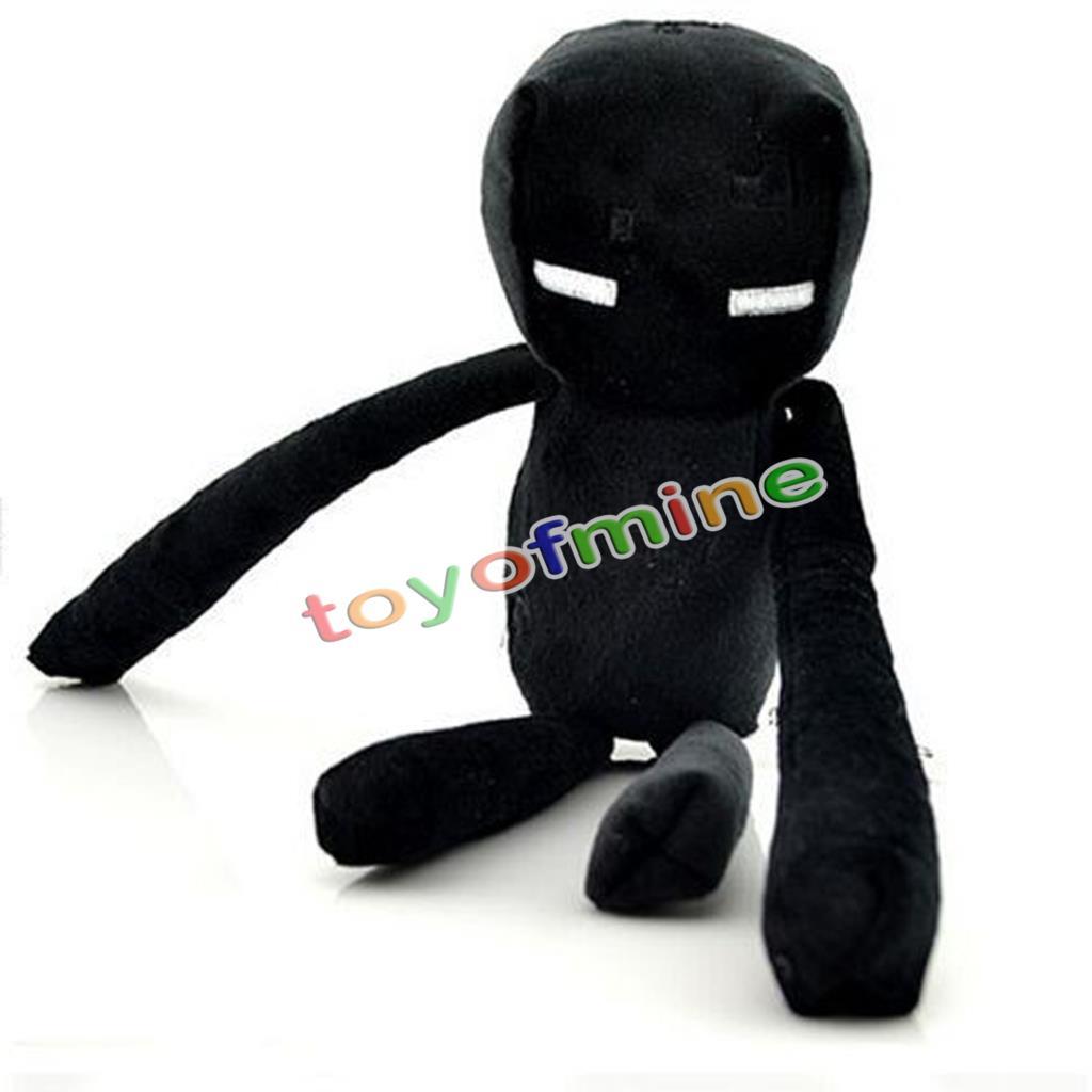 "New Cute 10"" Enderman Animal Patterns Plush Soft Toy Doll Kids Gift(China (Mainland))"