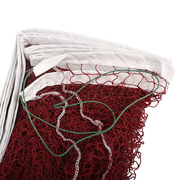 Professional Training Standard Nylon rope Braided Badminton Net Portable(China (Mainland))