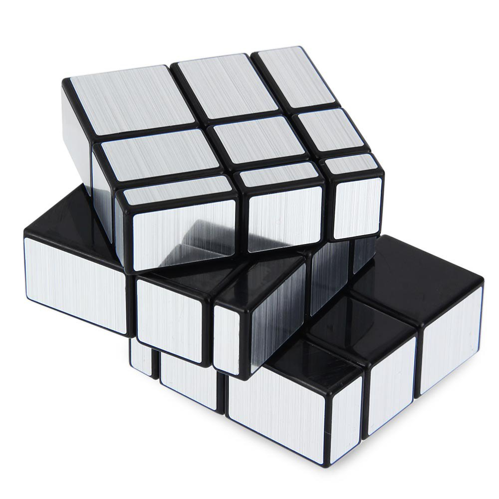 Shengshou Creative 3 x 3 x 3 Golden Mirror Cube Speed Magic Cube Puzzle special toy gift for Educational Brain Toy for kids(China (Mainland))