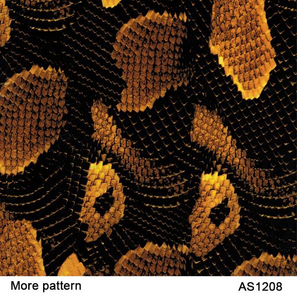WDF1208 Decorative Material 10 square Width 0.5m pva animal pattern water transfer printing film(China (Mainland))