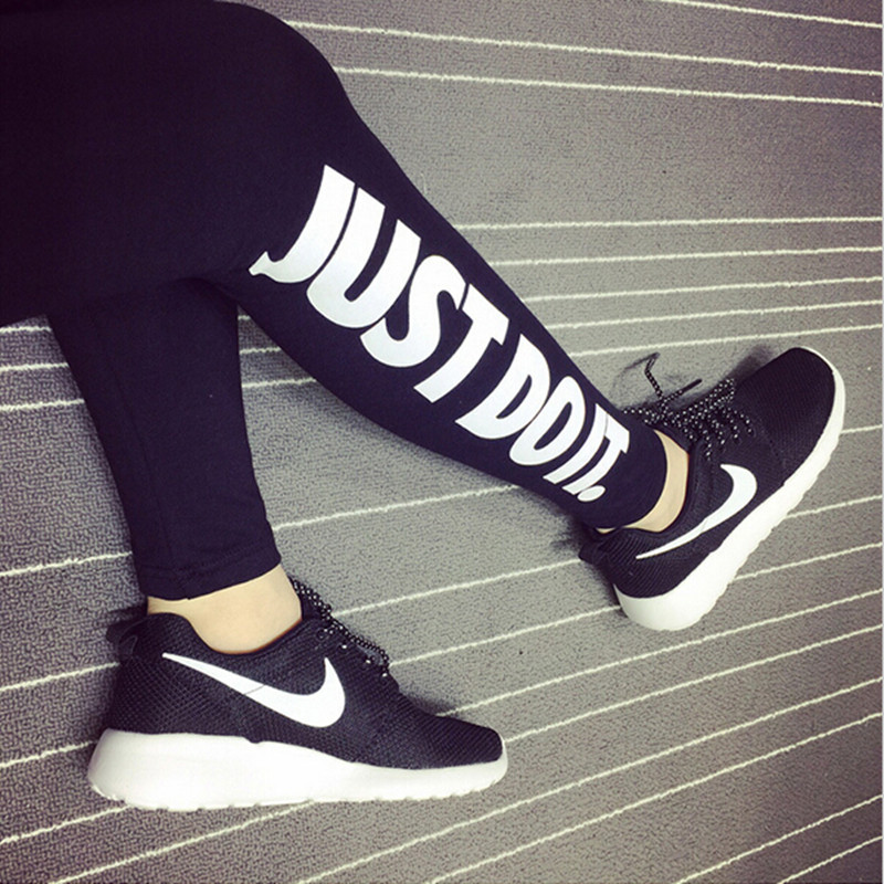 S-XL 19 Colors Women's Sports Leggings Brand Style Fashion High Elastic Trousers Comfortable Cultivate Morality Pants Leggings(China (Mainland))