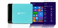 Estilo de moda Mini PC con Windows 8.1 Intel Quad Core Z3735 negocios USB HDMI Mini ordenador ultrafino Mini PC(China (Mainland))