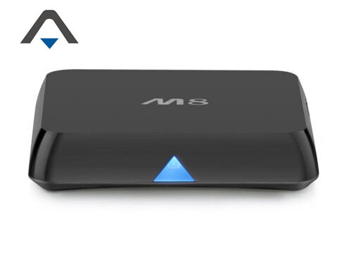 product Latest M8 Android TV Box KODI (XBMC) Quad Core FULL LOADED 4K HD 5Ghz WIFI S802