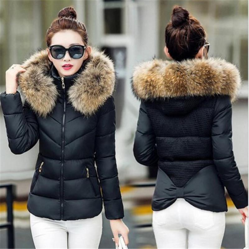 Теплые зимние модные куртки