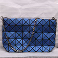 Hot Sale Fold Over Women Messenger Bag Japan Korean Style Famous Brand Handbag Matt Surface Diamond