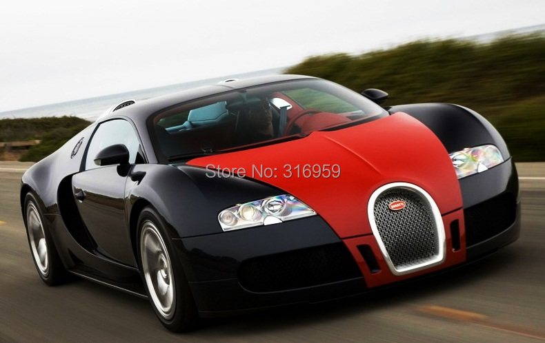 large 1 10 rc car bugatti veyron 4ch high speed vehicles racing car remote co. Black Bedroom Furniture Sets. Home Design Ideas