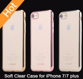 Aluminum Metal Bumper For Apple iPhone 7 7 Plus 6 6S Plus Luxury Metal Frame Case For iPhone 7 Plus Phone Cover Ultra Thin Funda